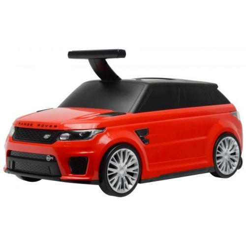 Range Rover Sport SVR Ride On Koffer rood jongen