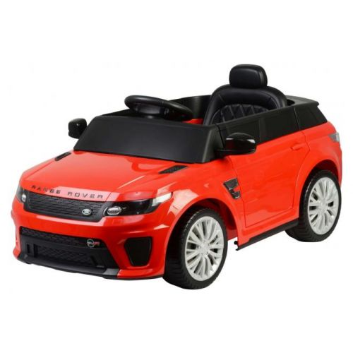 Range Rover Sport SVR rood elektrische auto met afstandsbediening 12 Volt