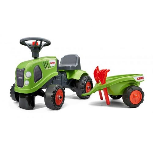 Falk Baby Claas Ride-On jongens groen tractor