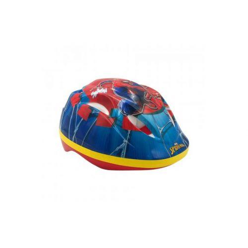 Marvel Spiderman fietshelm blauw rood 51-55 cm