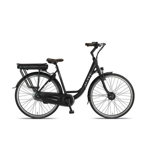 Altec Sapphire E-bike 518Wh. N-7 Mat Zwart 2021