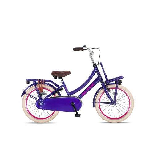 Altec Urban 20inch Transportfiets Purple Nieuw