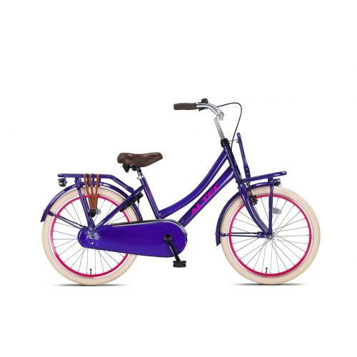 Altec Urban 22inch Transportfiets Purple Nieuw
