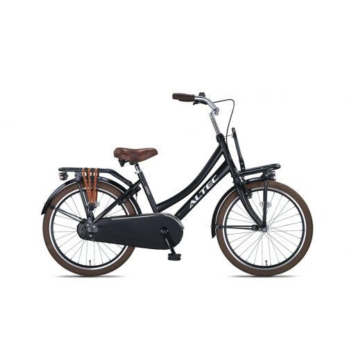 Altec Urban 22inch Transportfiets Zwart Nieuw