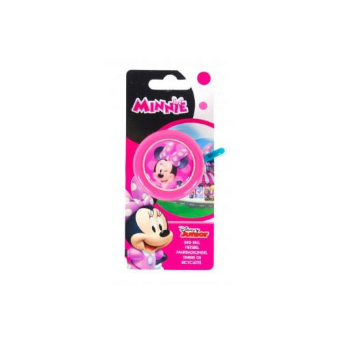 Disney Minnie Bow Tique fietsbel meisjes roze
