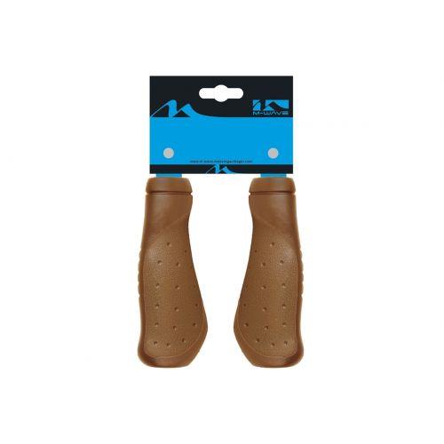Handvat Ergogel Comfort 125mm 410207 Bruin