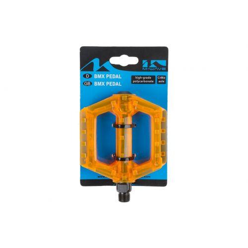 Pedaal BMX 311377 Oranje