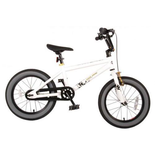BMX Volare Cool Rider bmx 16 inch wit 2 handremmen