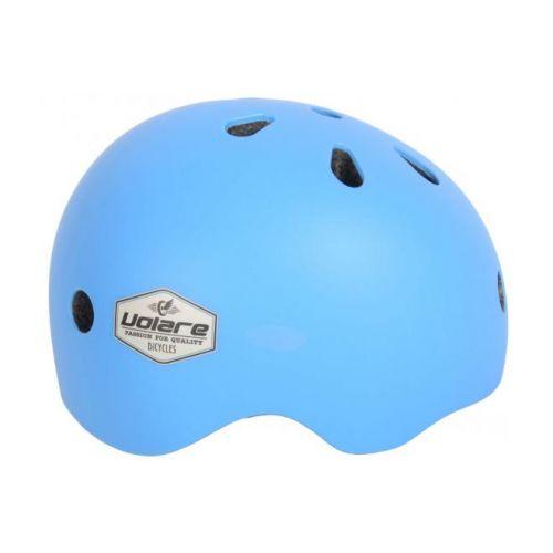 Volare fietshelm kids blauw 51-55 cm