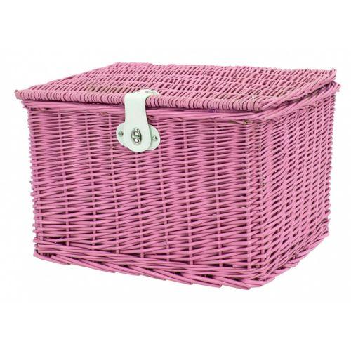 bakkersmand voor 46,5 liter roze