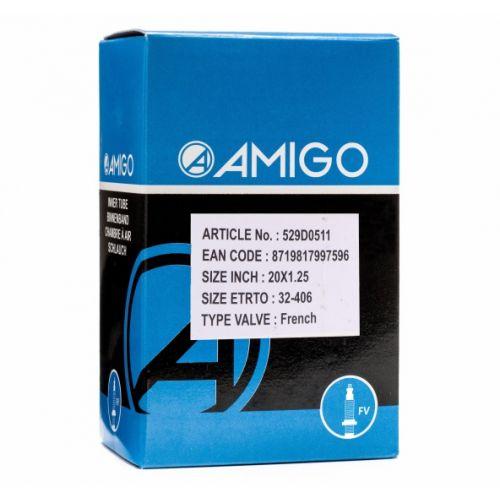 Binnenband 20 x 1.25 (32-406) FV 48 mm
