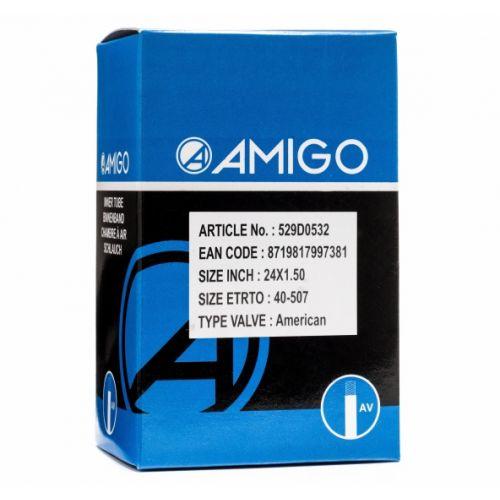Binnenband 24 x 1.50 (40-507) AV 48 mm