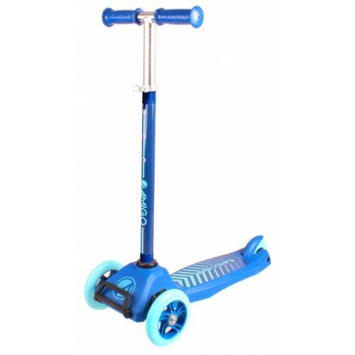 3step kinderstep Junior Voetrem Blauw/Lichtblauw