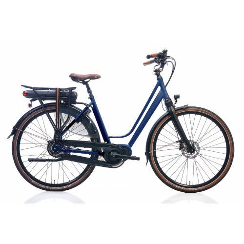 Deluxe 28 Inch 52 cm Dames 8V Hydraulische schijfrem Donkerblauw