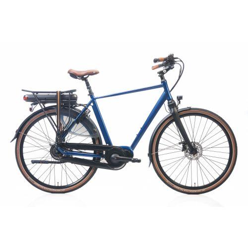 Deluxe 28 Inch 54 cm Heren 8V Hydraulische schijfrem Blauw