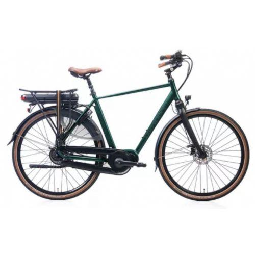 Deluxe 28 Inch 54 cm Heren 8V Hydraulische schijfrem Groen