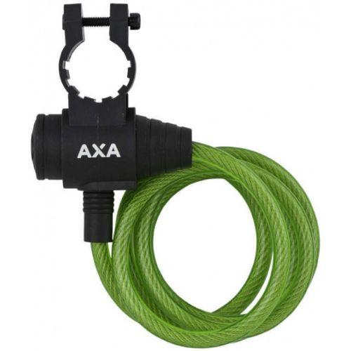 spiraalslot Zipp 1200 x 8 mm groen
