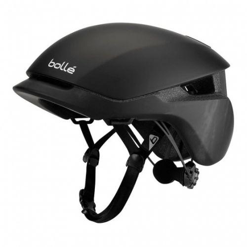 fietshelm Messenger Standard zwart unisex maat 51-54