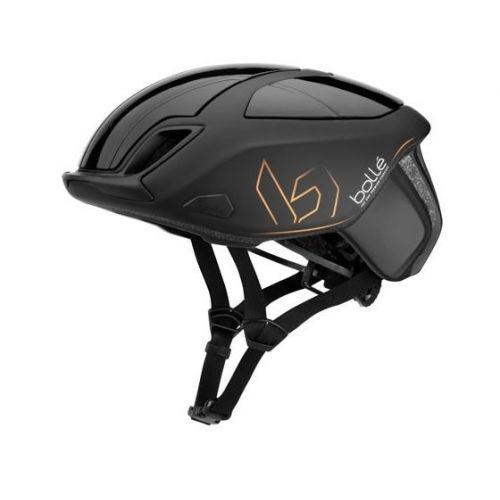 fietshelm The One Premium zwart unisex maat 51-54