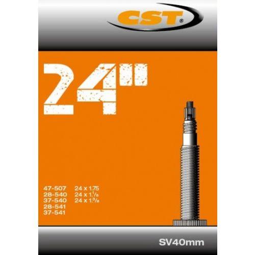 Binnenband 24 x 1.75/1 3/8(28/47-507/541) FV 40 mm