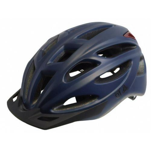 fietshelm Inmold Urban unisex donkerblauw maat 58/62