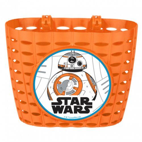 fietsmand Star Wars BB8 junior 20 cm oranje