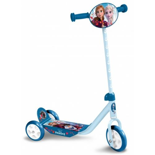 Frozen 3-wiel kinderstep Meisjes Blauw/Lichtblauw