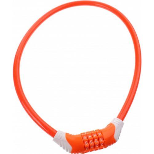 kabelslot 650 x 10 mm cijfercombinatie oranje