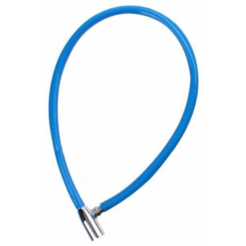 kabelslot 12 x 650 mm staal/kunststof blauw