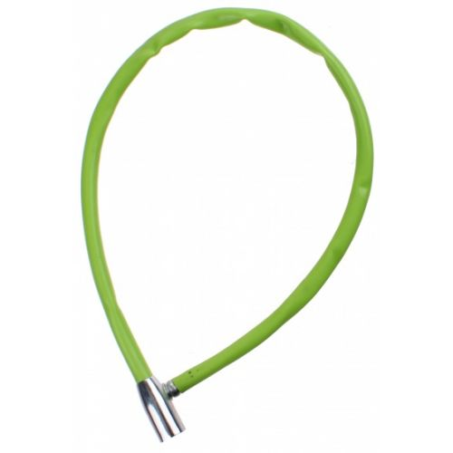 kabelslot 12 x 650 mm staal/kunststof groen