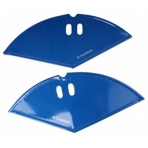 jasbeschermers set 28 inch 57,5 cm blauw