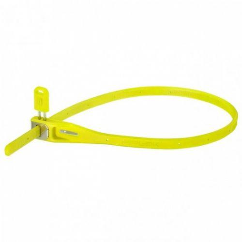 Z-Lok kabelslot geel met slot