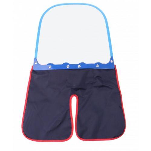 windscherm Anna donkerblauw