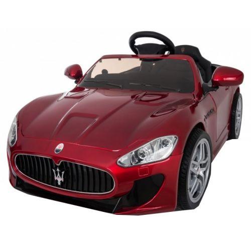 Maserati accuvoertuig 12 Volt R/C rood