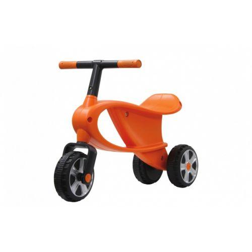loopfiets 66 x 31 x 44 cm Junior Oranje