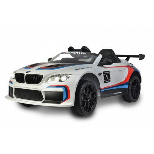 ride-on BMW M6 GT3 Junior Wit