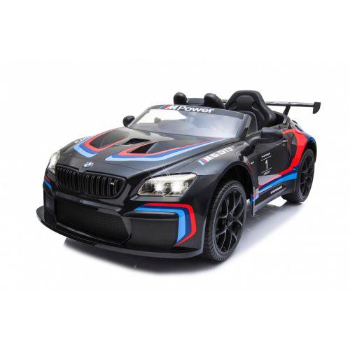 ride-on BMW M6 GT3 Junior Zwart