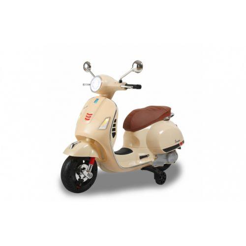 ride-on Vespa GTS 125 Junior Beige
