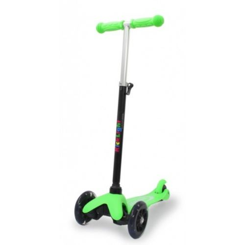 Scooter Junior Voetrem Groen