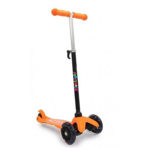 Scooter Junior Voetrem Oranje