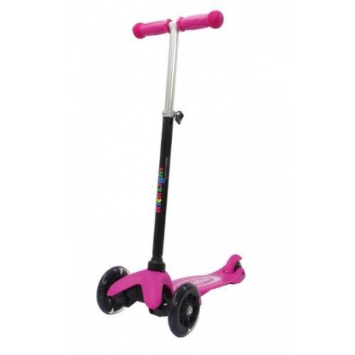 Scooter Junior Voetrem Roze