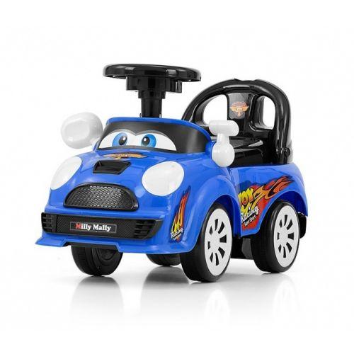 Ride On Joy loopwagen junior blauw