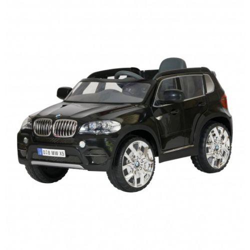 BMW X5 SUV accuvoertuig 6 Volt zwart