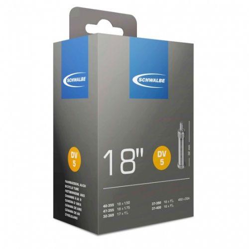 binnenband 18 x 1 1/4 / 1.75 (40/47-355/400) DV5 35 mm