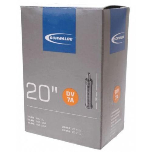 binnenband 20 x 1 1/8-3/8 inch (28/37-440/451) DV 32 mm