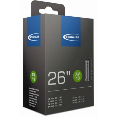 binnenband 26 x 1.50/2.40 inch (40/62-559) AV 40 mm