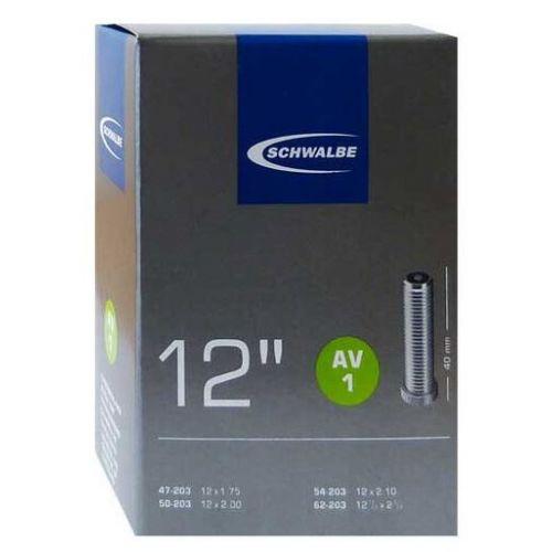 binnenband Light 12 x 1.75/2.10 (47/54-203) AV 40 mm