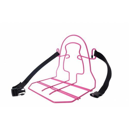 bagagedrager verbreder Monkey Mee roze