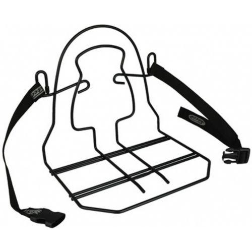bagagedragerverbreder Monkey-Mee staal 31 cm zwart