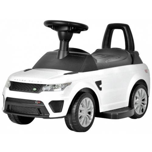 accuvoertuig Range Rover 6V wit